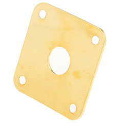 Gibson Historic Gold « Input-jack plate