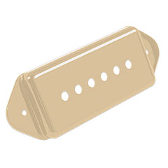 "Gibson Historic PC-045 ""Dog Ear"" Creme « Pickup Cover"