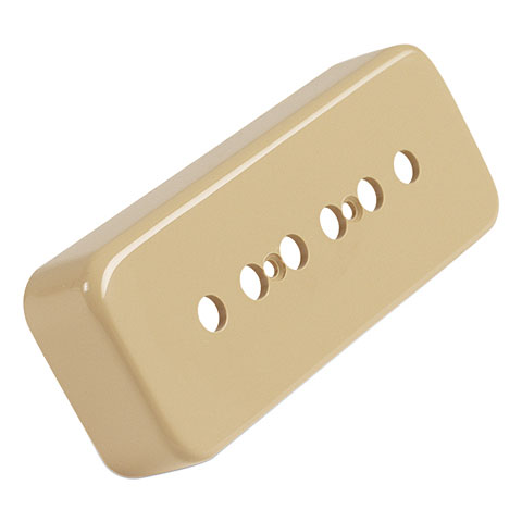 "Pickupkappen Gibson Historic PC-055 ""Soapbar"" Creme"