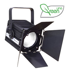 Spotlight Sintensi Fresnel LED 100 4000K