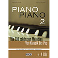 Hage Piano Piano 2 (Mittelschwer) + 4 CDs « Libro de partituras
