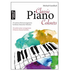 Artist Ahead Classic Piano Colours « Libro de partituras