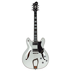 Hagstrom Viking Deluxe White Gloss « Electric Guitar