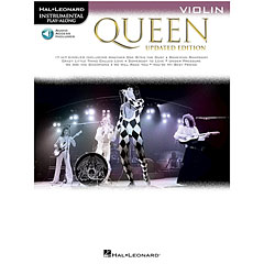 Hal Leonard Instrumental Play-Along - Queen for Violin « Play-Along