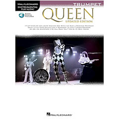 Hal Leonard Queen for Trumpet « Play-Along