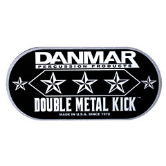 Danmar Double Metal Kick « Accesor. parches