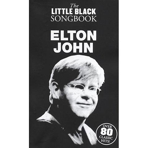 Music Sales The Little Black Songbook Elton John