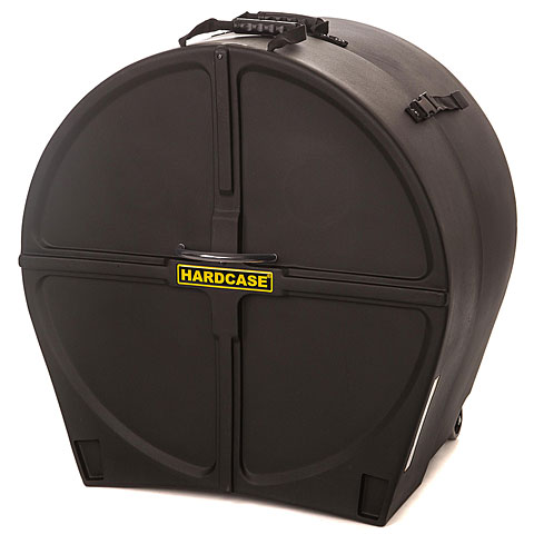 Hardcase Hardcase Marching Bass Drum Case 28