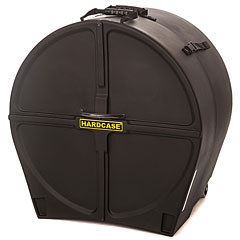 "Hardcase Hardcase Marching Bass Drum Case 28"" « Marching Bag"