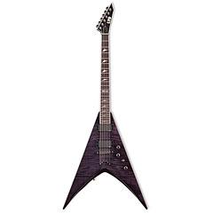 ESP LTD V-401FM STBK  «  Guitarra eléctrica
