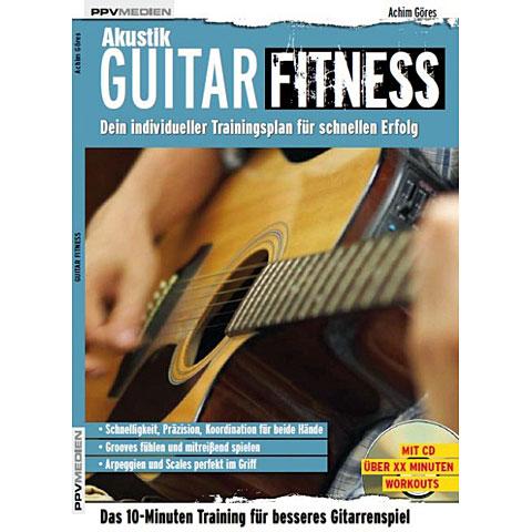 PPVMedien Akustik Guitar Fitness