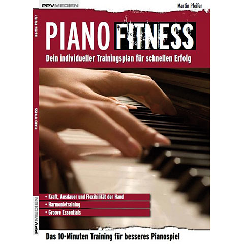 PPVMedien Piano Fitness 1
