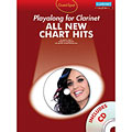 Play-Along Music Sales All New Chart Hits for clarinet