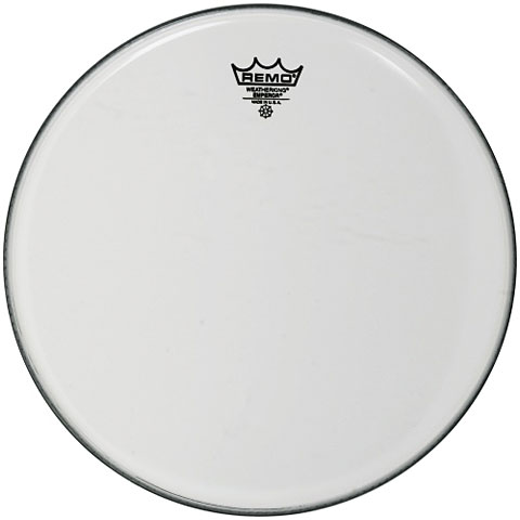 "Peau de tom Remo Emperor Smooth White 10"" Tom Head"