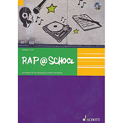 Schott Rap@School « Instructional Book