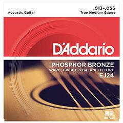 D'Addario EJ24 .013-056 « Corde guitare folk
