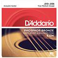 Stålsträngar D'Addario EJ24 .013-056