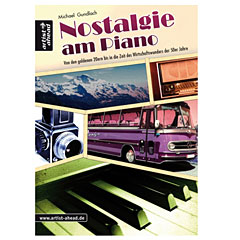 Artist Ahead Nostalgie am Piano « Recueil de Partitions