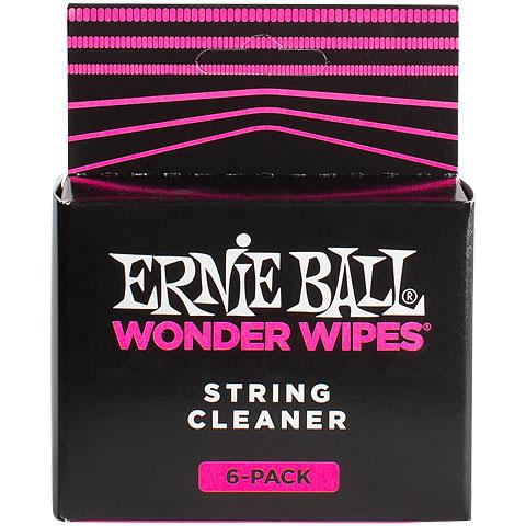 Pflegemittel Gitarre/Bass Ernie Ball Wonder Wipes EB4277