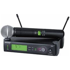 Shure SLX24/SM58 S6 « systèmes micro sans fil