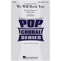 Hal Leonard We Will Rock You