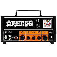 Orange Signature #4 Jim Root Terror Head