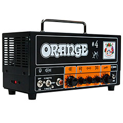 Orange Signature #4 Jim Root Terror Head « Cabezal guitarra