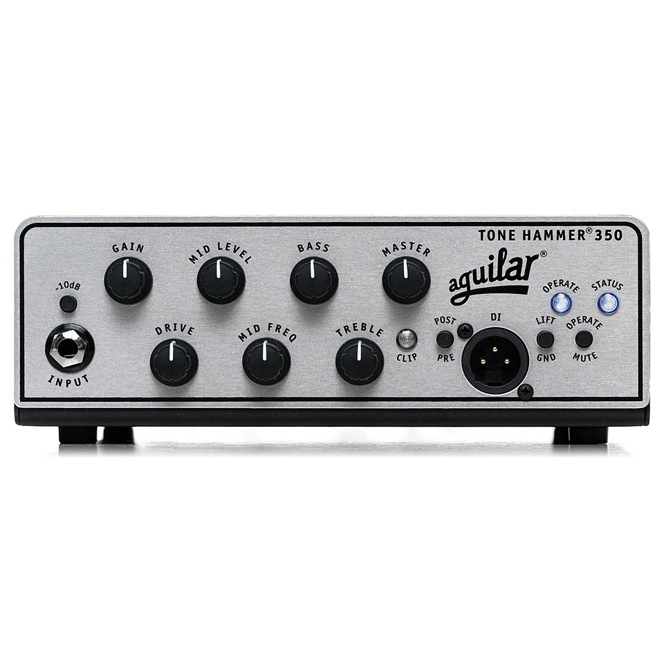 aguilar tone hammer th 350 bass amp head. Black Bedroom Furniture Sets. Home Design Ideas