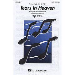 Hal Leonard Tears In Heaven « Notas para coros
