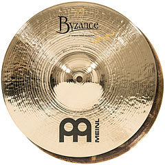 "Meinl Byzance Brilliant 13"" Derek Roddy Serpents HiHat « Cymbale Hi-Hat"