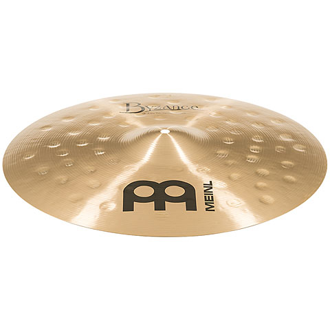 "Meinl Byzance Traditional 18"" Extra Thin Hammered Crash"