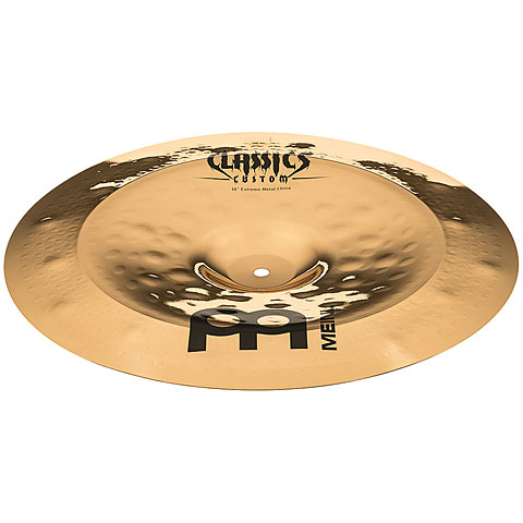 Meinl Classics Custom 16  Extreme Metal China