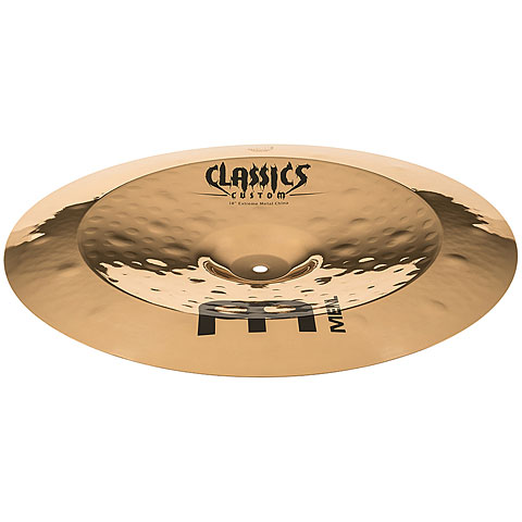 "China Meinl Classics Custom 18"" Extreme Metal China"