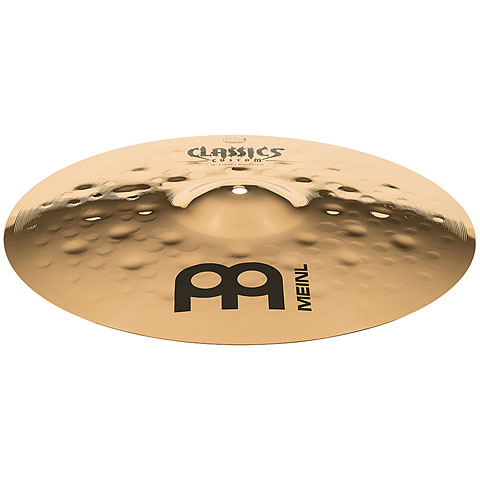 "Crash Meinl Classics Custom 16"" Extreme Metal Crash"