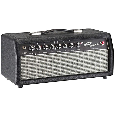 Tête ampli guitare Fender Super Champ X2