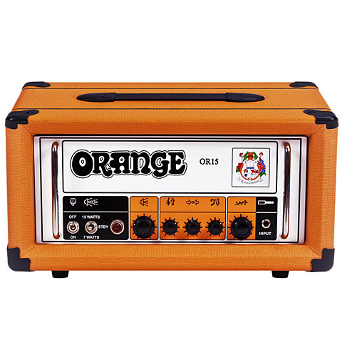Topteil E-Gitarre Orange OR15