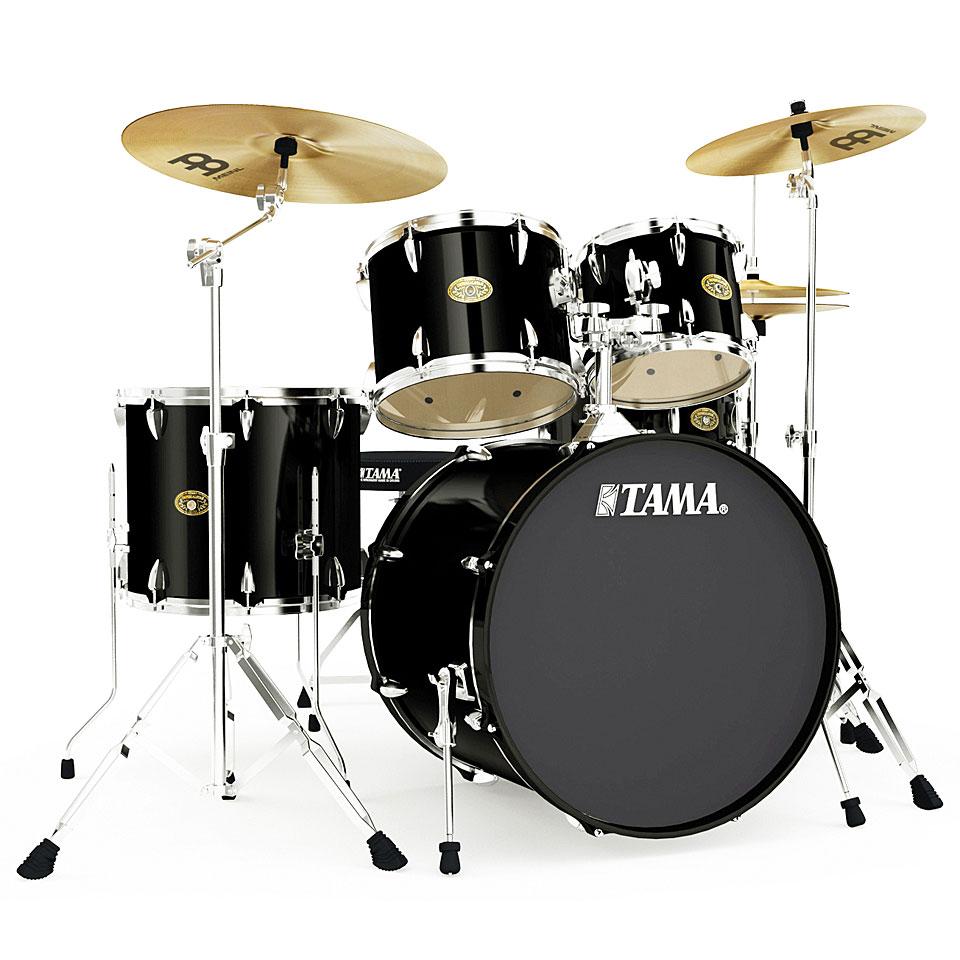 Tama imperialstar im52kh6 bk drum kit for Classic house drums