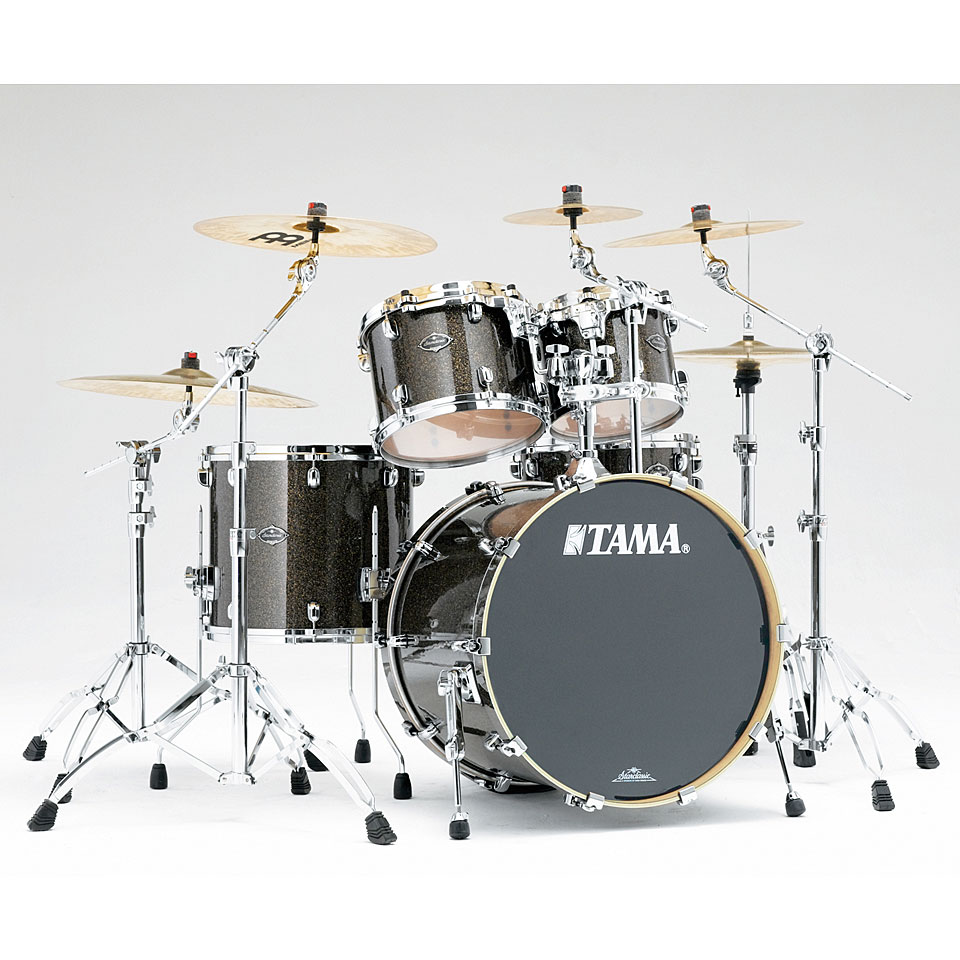 Tama starclassic perf efx px52s bgg drum kit for Classic house drums