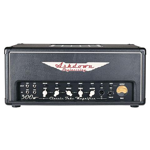 Tête ampli basse Ashdown Custom Shop CTM-300H