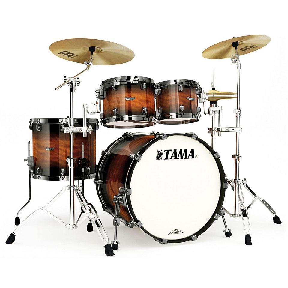 tama starclassic bubinga bu42zbns nbb drum kit. Black Bedroom Furniture Sets. Home Design Ideas