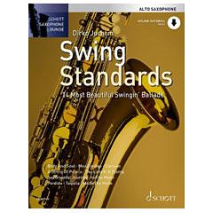 Schott Saxophone Lounge - Swing Standards « Notenbuch