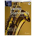 Μυσικές σημειώσεις Schott Saxophone Lounge - Swing Standards