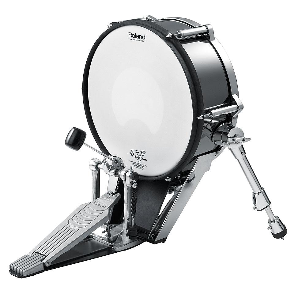 Edrumbasspads - Roland KD 140 V Kick Trigger Pad E Drum Pad - Onlineshop Musik Produktiv