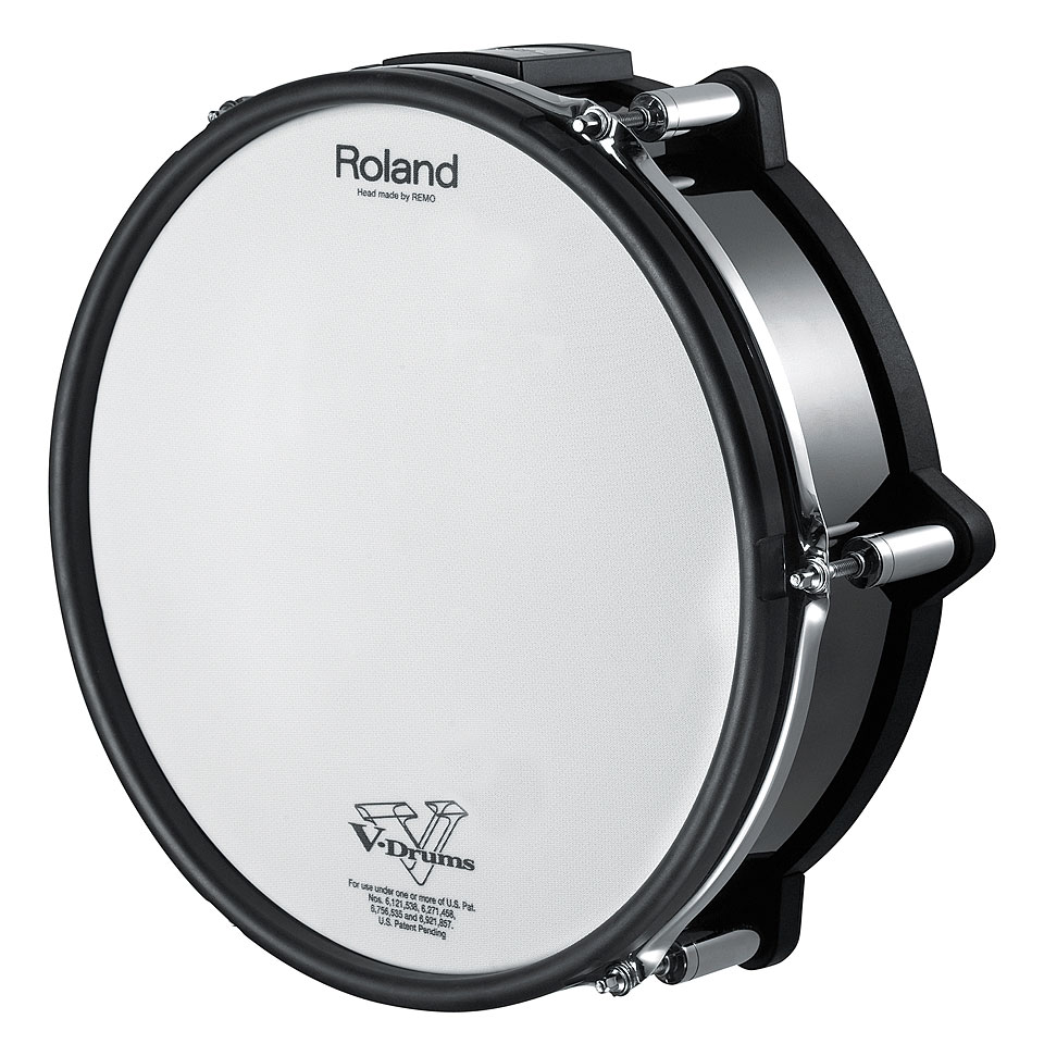 Edrumtompads - Roland PD 128S BC V Pad E Drum Pad - Onlineshop Musik Produktiv