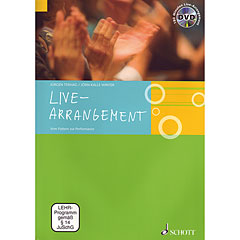 Schott Live-Arrangement « Instructional Book