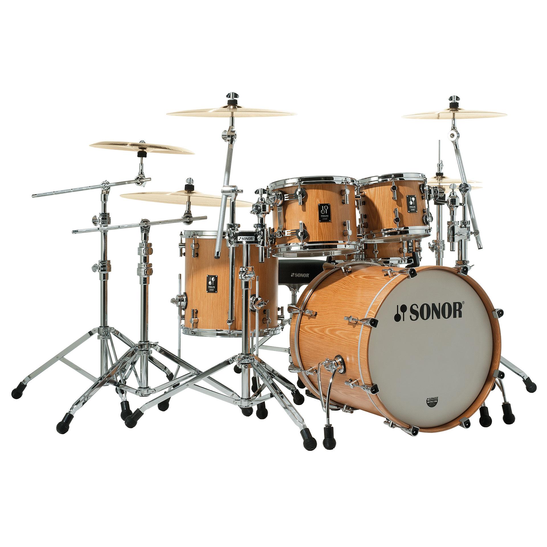 Sonor Prolite Pl 12 Studio1 Natural 171 Schlagzeug