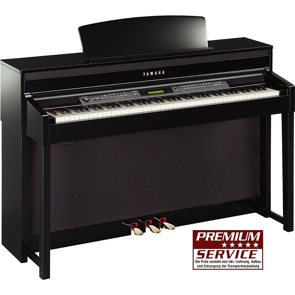 yamaha clavinova clp 480 pe bundle digital piano. Black Bedroom Furniture Sets. Home Design Ideas