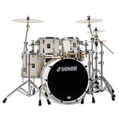 Sonor ProLite PL 12 Stage 3 Creme White « Drum Kit