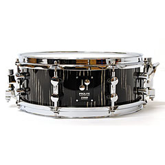 "Sonor ProLite 13"" x 5"" Ebony White Stripes Snare « Snare Drum"