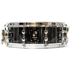 "Sonor ProLite 14"" x 5"" Ebony White Stripes Snare « Snare Drum"